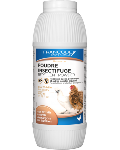 Poudre insectifuge volaille 640 g