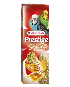Prestige Sticks Perruches Miel 2x30 gr