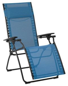 Lafuma - Fauteuil Relax Evolution Batyline duo Outremer