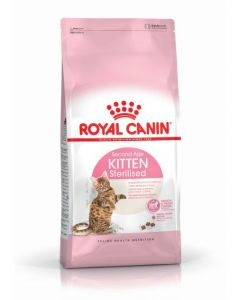 Croquettes Royal Canin Chaton Sterilised 3,5 kg