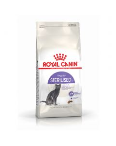 Croquettes Royal Canin Chat Sterilised 37 - 2 kg | -40% sur le 2ème