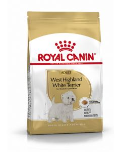 Croquettes Royal Canin West Highland White Terrier 3 kg
