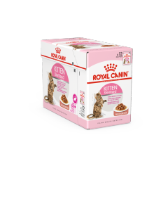 Pâtée en sauce Royal Canin Chaton Sterilised 12 x 85 g