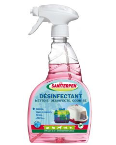 Saniterpen Désinfectant Spray 750ml