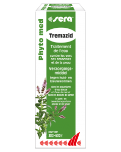 Sera - Conditionneur d'eau Phyto Med Tremazid 30 ml