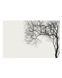 Set de table motif arbre