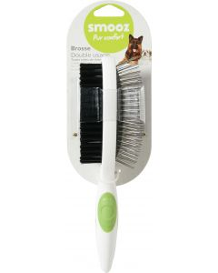 Smooz - Brosse Double Usage