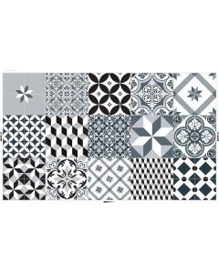 Tapis Authentique Mix & Match 97 x 58 cm