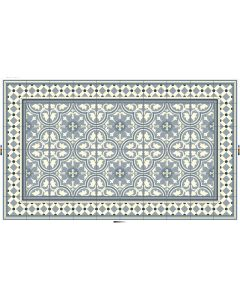 Tapis Authentique Paradou 97 x 58 cm