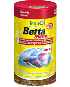 Tetra Betta Menu 100 ml