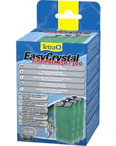 Tetra - Cartouche filtre EasyCrystal Filter Pack 250/300 (x3)