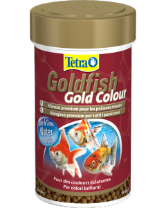 Tetra Goldfish Gold Colour 100 ml