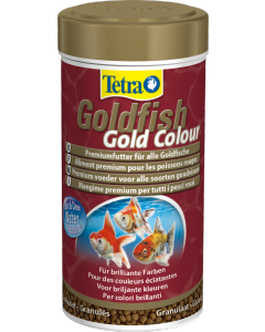 Tetra Goldfish Gold Colour 250 ml