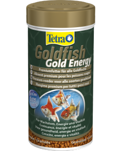 Tetra Goldfish Gold Energy 250 ml
