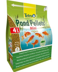 Tetra - Aliment Pond Pellets Mini 4 L