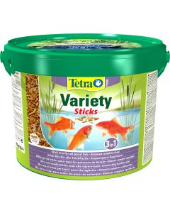 Tetra Pond Variety Sticks 10L