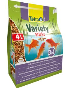 Tetra - Aliment Pond Variety Sticks 4 L