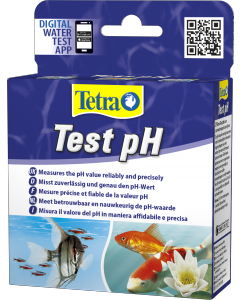 Tetratest kit ph eau douce