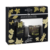 Miniature 1 - Maison Berger - Mini Duo bougie et bouquet parfum Lolita Lempicka