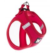 Miniature 1 - Martin Sellier - Harnais Mesh rouge taille M