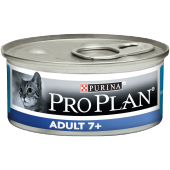 Miniature 1 - Pro Plan Chat Adult 7+ - Mousse au thon - 85g