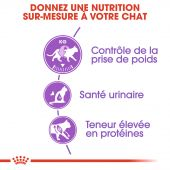 Miniature 4 - Croquettes Royal Canin Chat Sterilised 37 - 2 kg