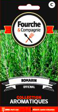 Fourche & Compagnie - Romarin officinal