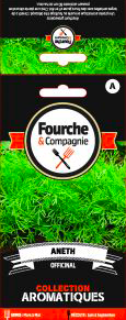 Fourche et  compagnie - Aneth officinal