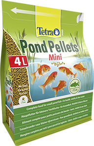 Jardiland - Tetra pond pellets mini 4L