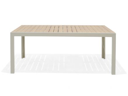 Jardiland - Table extensible Patterson