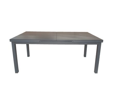 Jardiland - Table extensible Graphit