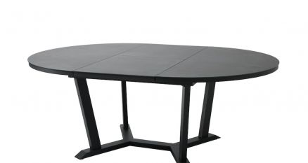 Table extensible ronde Mila