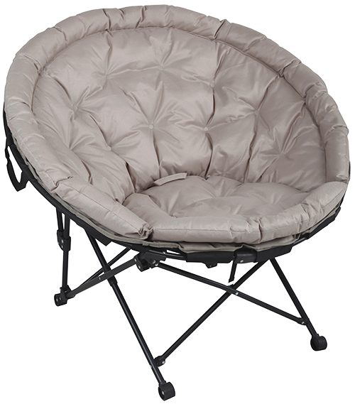 Fauteuil Perl Gris